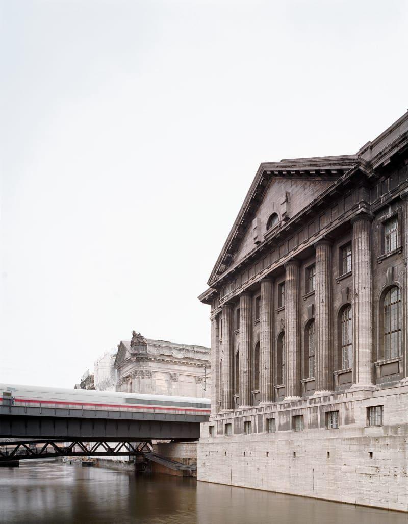 Ludwig Hoffmann, Alfred Messel, hiepler, brunier, · Pergamonmuseum · Divisare