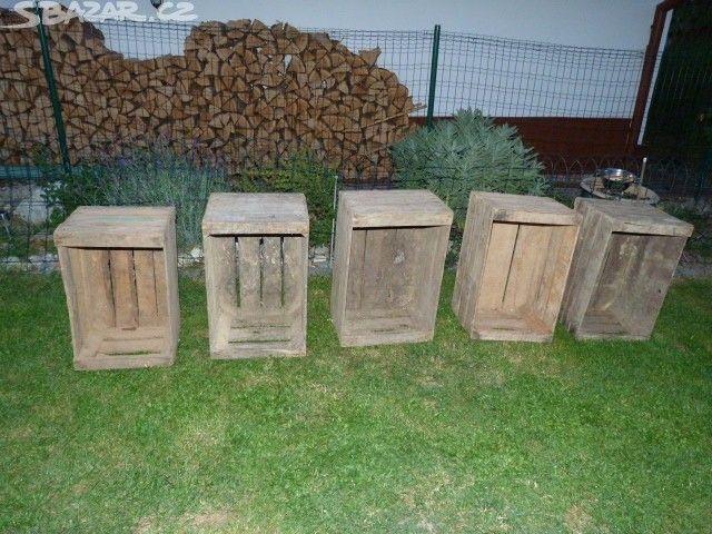Prodam stare neosetrene drevene bedynky z francouzske - obrázek číslo 1
