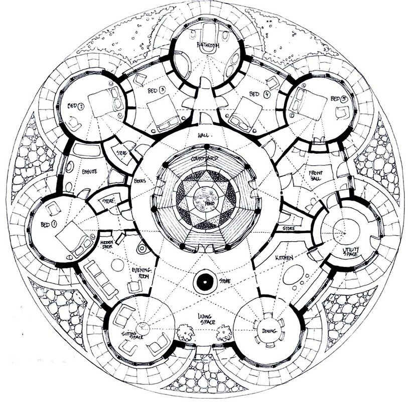 The Drawings Below Represent A Number Of Designs For Some