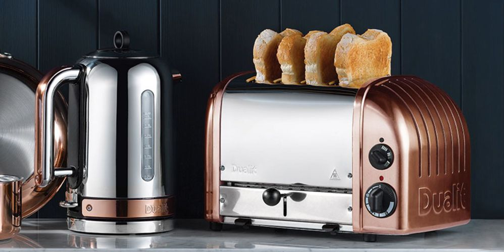 7 best toasters that combine style and function toasters kitchen