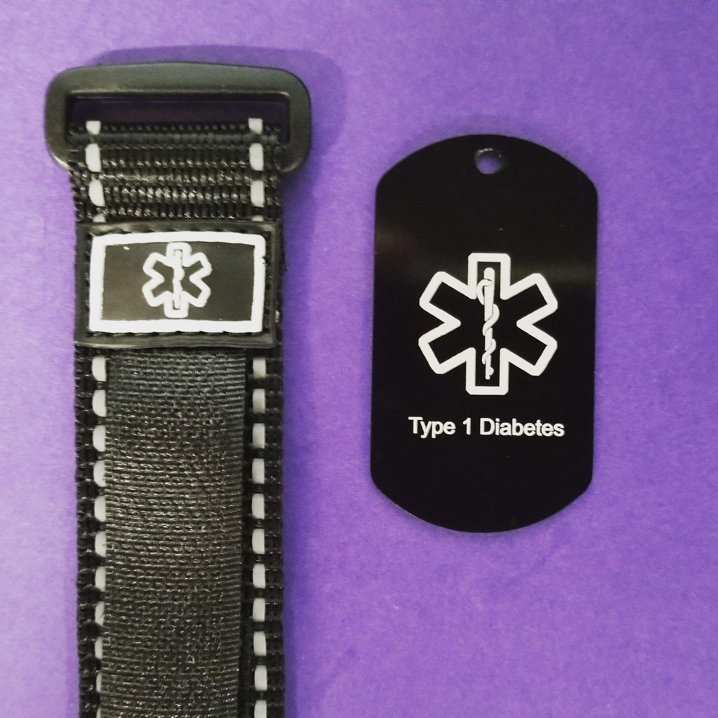 Custom Diabetic Jewelry Diabetic bracelets, Diabetic