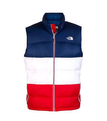 9814f476a THE NORTH FACE FLAGS NUPTSE PUFFER VEST-MZRhI1CH | Men puffer vest ...