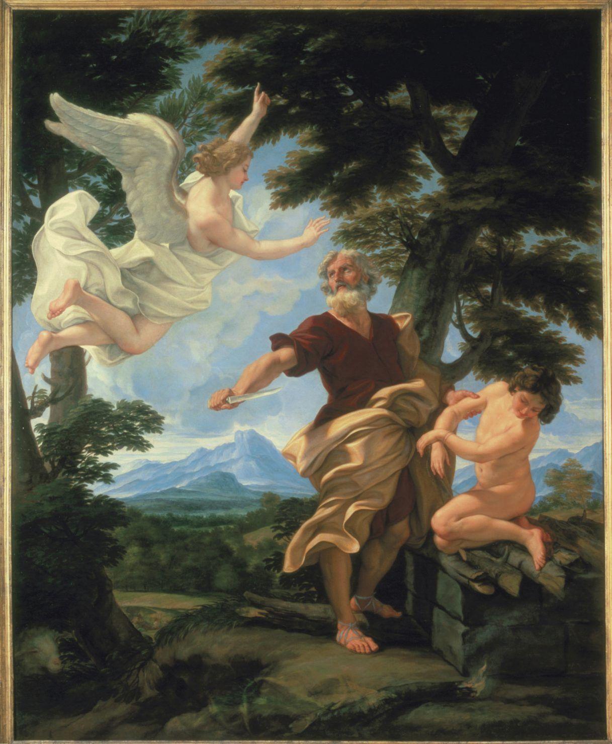 Abraham S Sacrifice Of Isaac