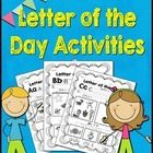 I plan on using these sheets to quickly review letters and letter sounds, for morning work during the first weeks of 1st grade! This pack would also be great during the end of kindergarten!