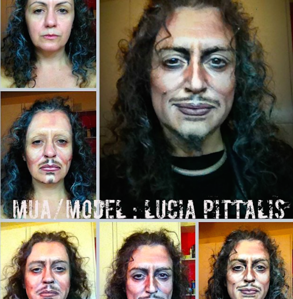 Photo of This Makeup Artist Will Win Halloween With Her Amazing Transformations (Photos)