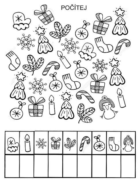Pro Sisu Zimni Ukolky Christmas Pinterest Christmas