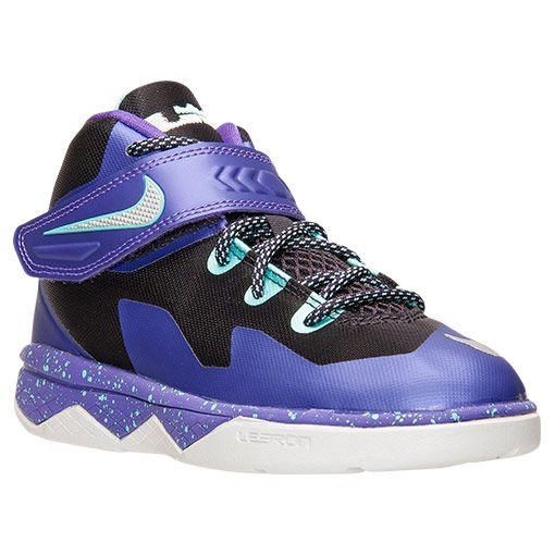 06abb9c63f76 Boys  Little Kids  Nike Zoom LeBron Soldier 8 Basketball Shoes ...
