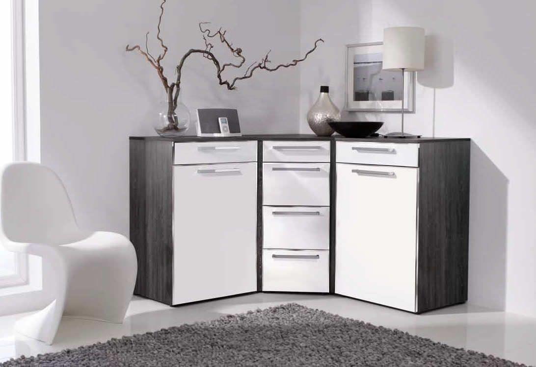 Schon Eck Sideboard Weiss Deutsche In 2019 Sideboard Furniture
