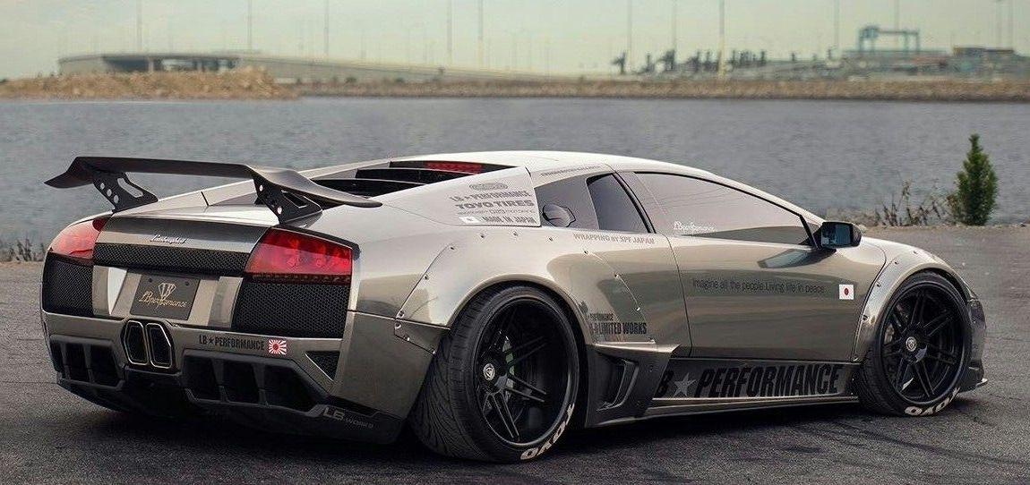 Lamborghini Murcielago Liberty Walk Widebody Liberty Walk