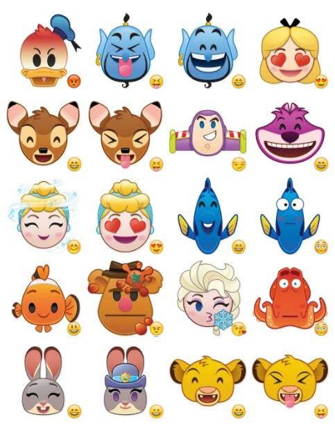 Pin By Jennifer Widener On Disney Emoji Disney Emoji Disney Emoji Blitz Disney