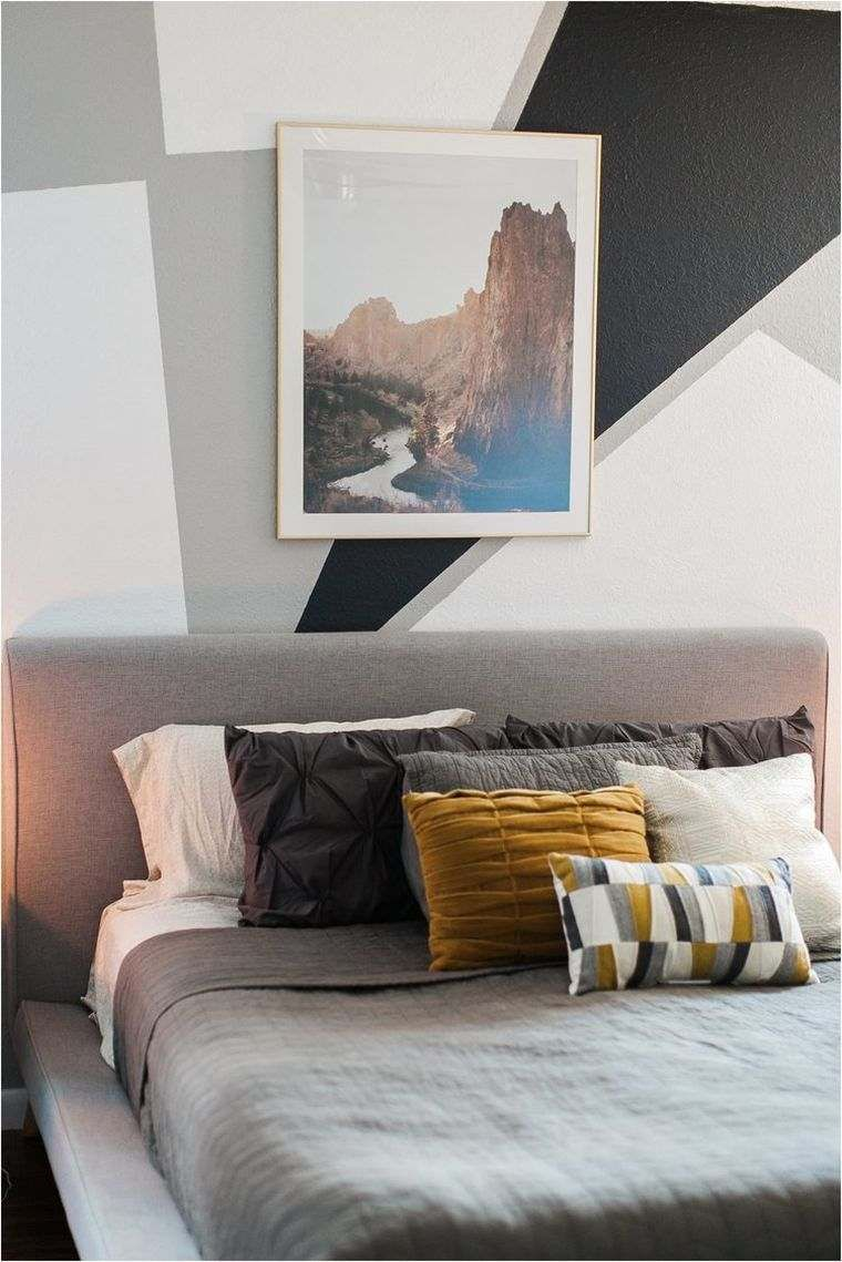 Home-office-schlafzimmer-design-ideen modernes schlafzimmer mehr als  designideen  интерьер