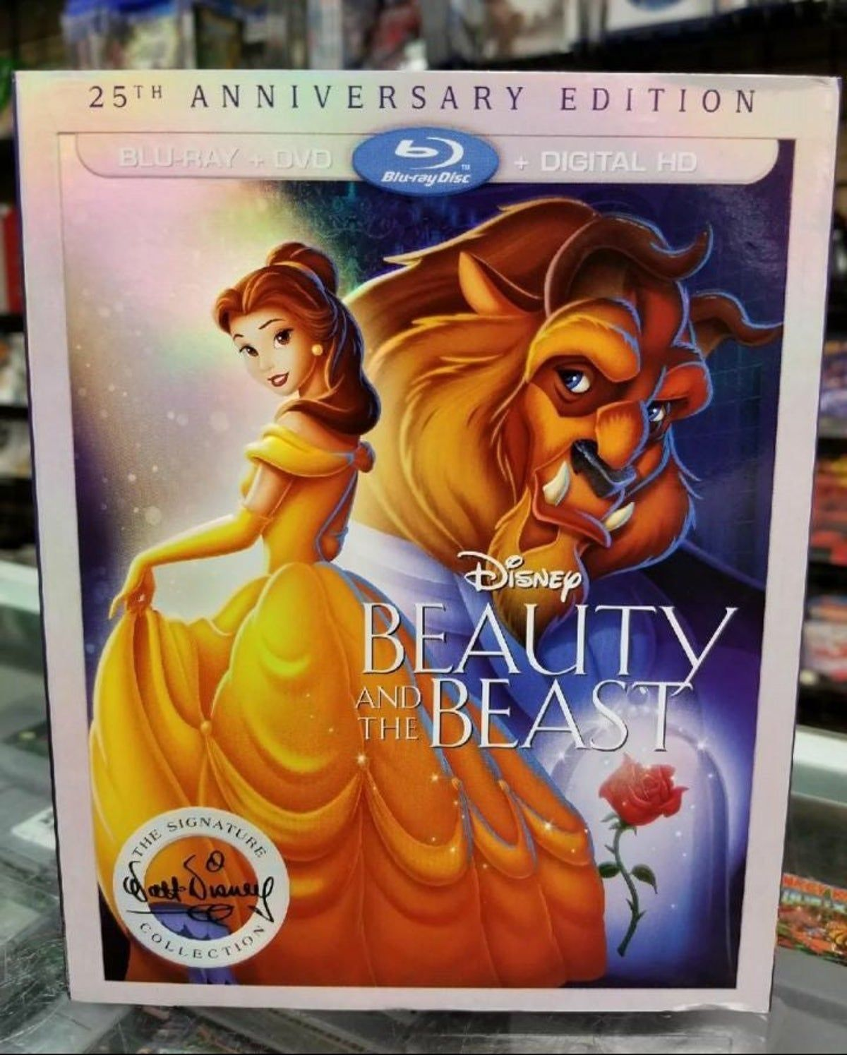 Beauty Beast Bluray Dvd Digital 2020 美女と野獣 ディズニー