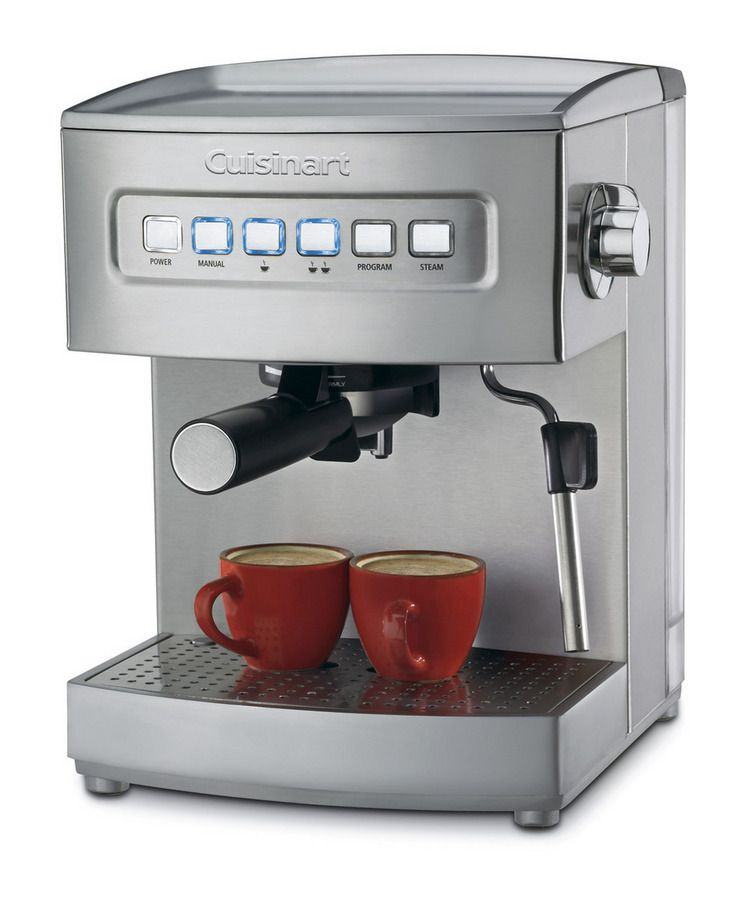 Programmable Espresso Maker #espressomaker