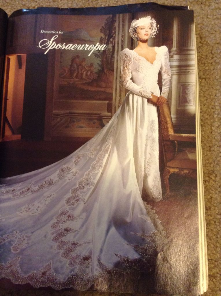 Feb March 1987 Brides Magazine