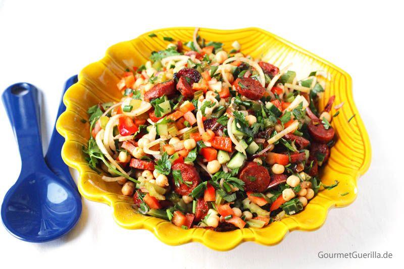 Salate zum satt essen