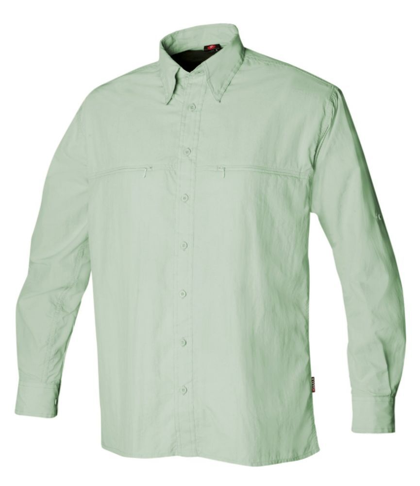 Mens craghoppers kiwi long sleeve travel safari hiking shirt size xl - Keela Venice Travel Long Sleeve Shirt Pale Green In The Fiery Daytime Sun This Lightweight