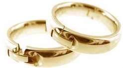 So Smart A Hinged Wedding Band For Those Who May Suffer With