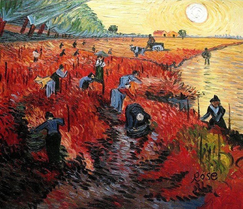 Vincent van gogh la sfida creativa di un suicidato della for La citta con il museo van gogh