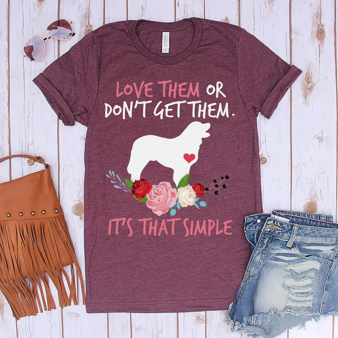 I Love Heart My Leonberger Ladies T-Shirt
