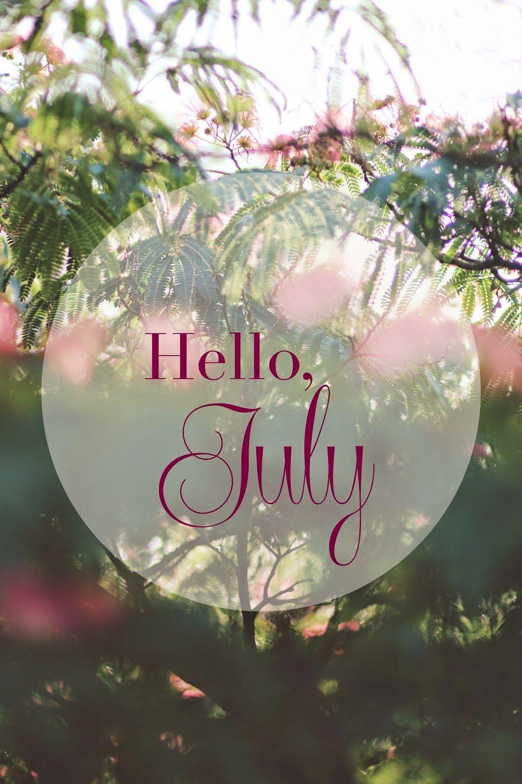 Merveilleux Hello July