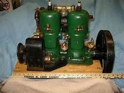 4 cylinder gray marine engine - Yahoo Image Search Results