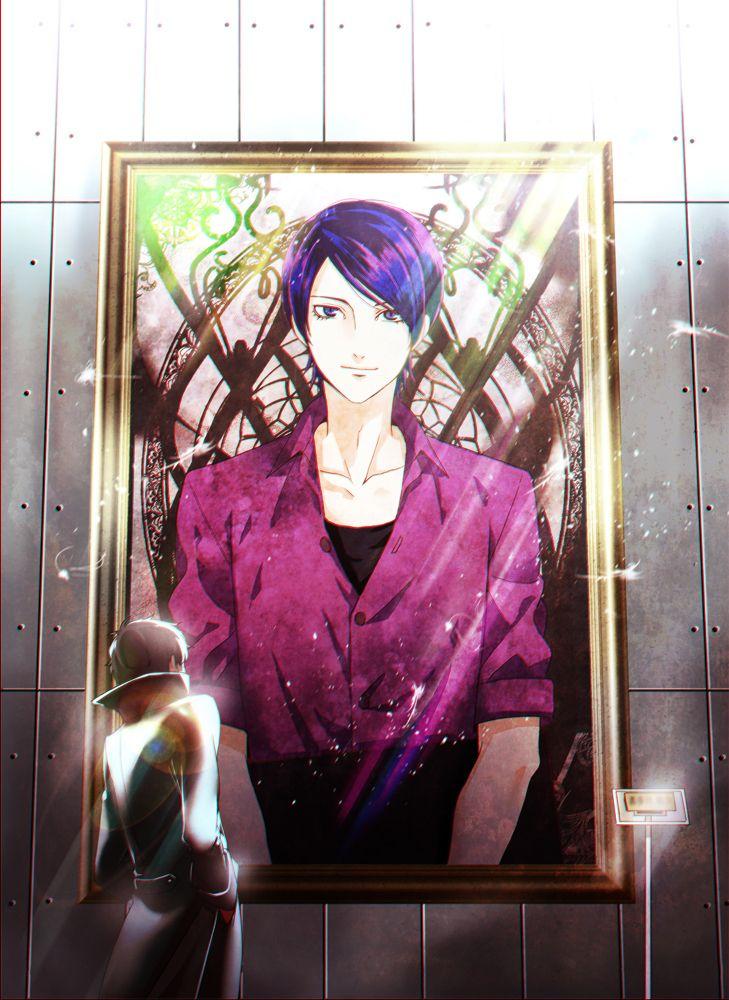 Yusuke Akira Hentai In Shower