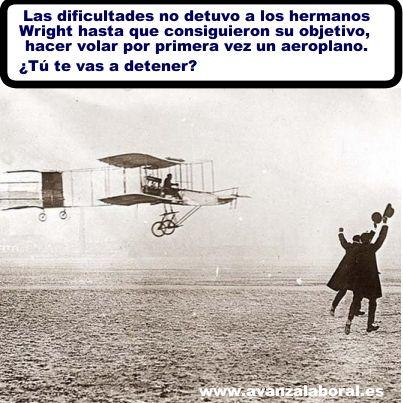 Lánzate a volar!!!