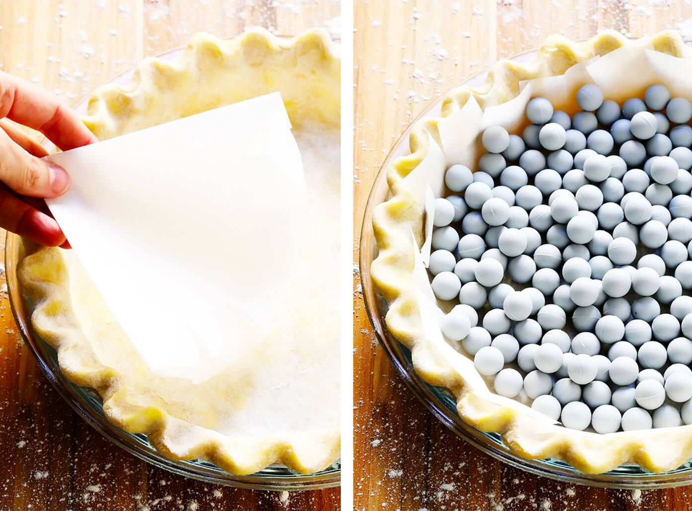 Homemade Pie Crust | Gimme Some Oven