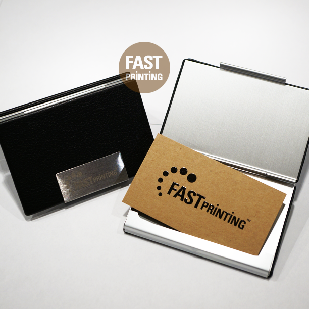 Raised Business Card #FPbusinesscards #fastprinting