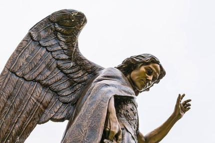 Why do we include angels and archangels among the saints?