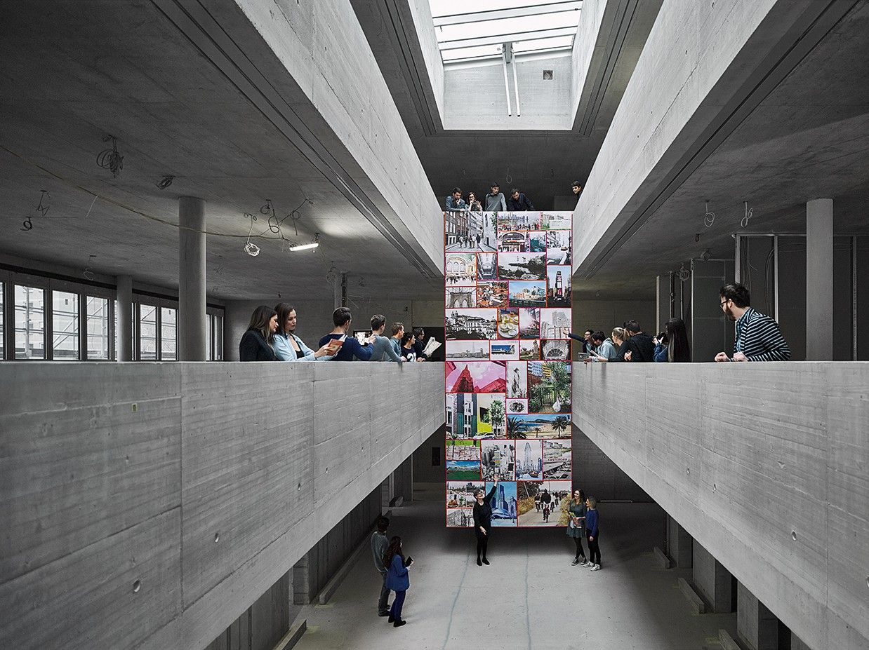 Innenarchitektur Hft Stuttgart come create architecture imagepics 2015 architektur hft stuttgart