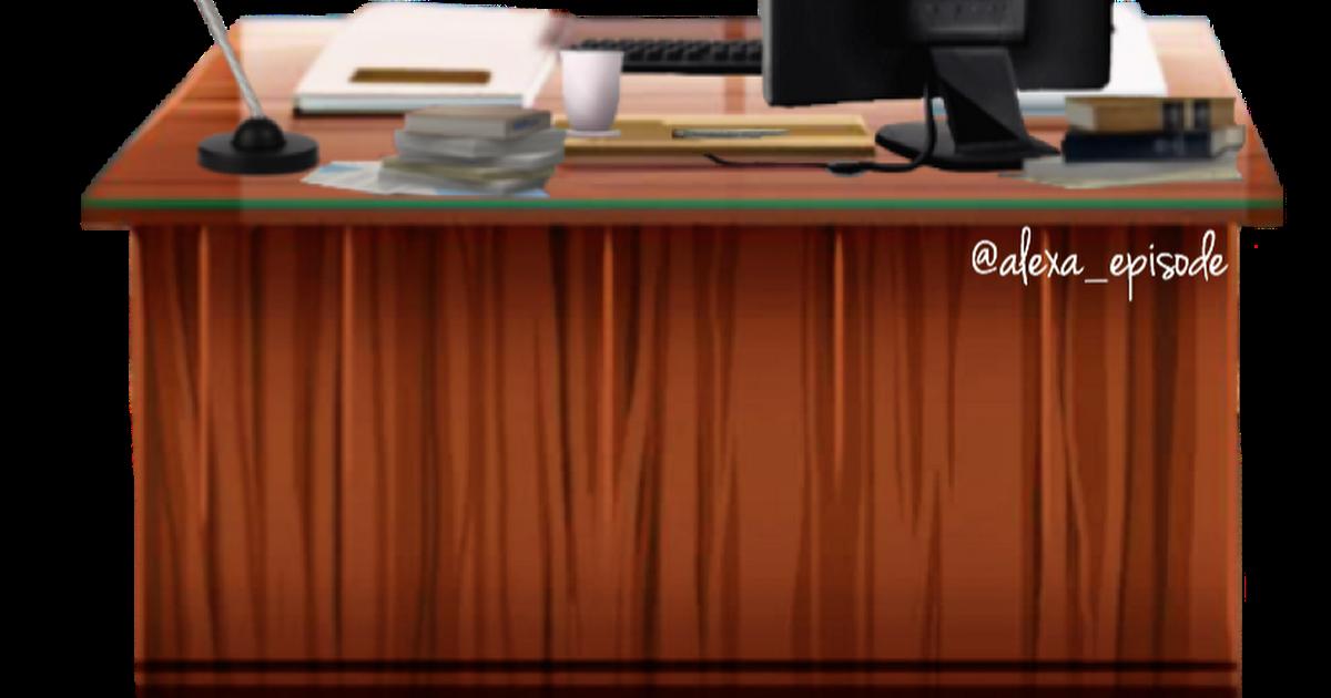 Male Office Desk Png Office Background Episode Backgrounds Lense Flare