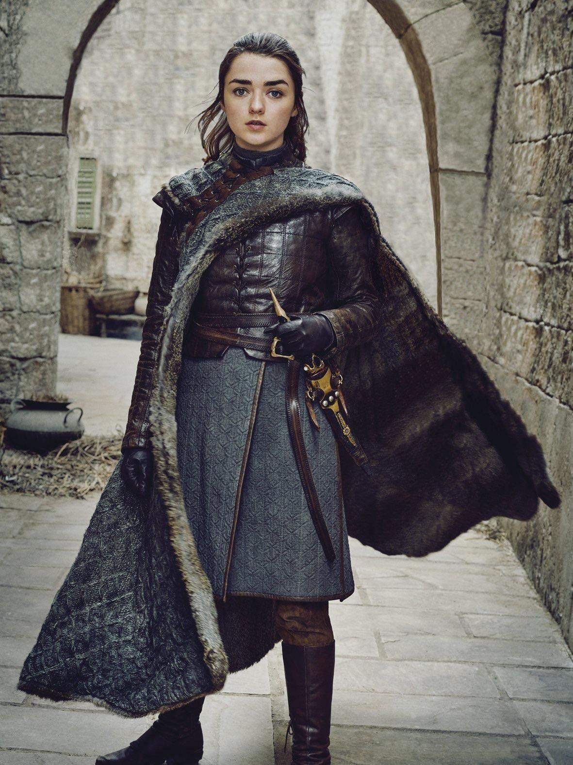 Game of Thrones Arya among 200 most popular names - BBC News