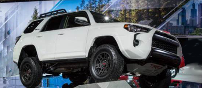 The 2020 Toyota 4runner Release Date Price The Japanese Auto Maker