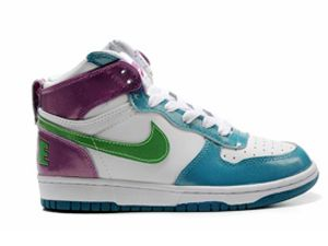 High Tops for Girls | Home :: Big Nike Dunk High Women :: Big