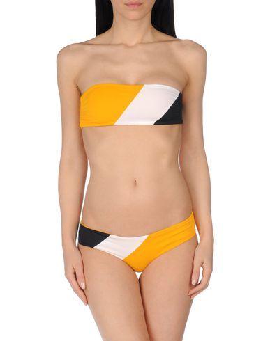S AND S Women's Bikini Yellow 12 US