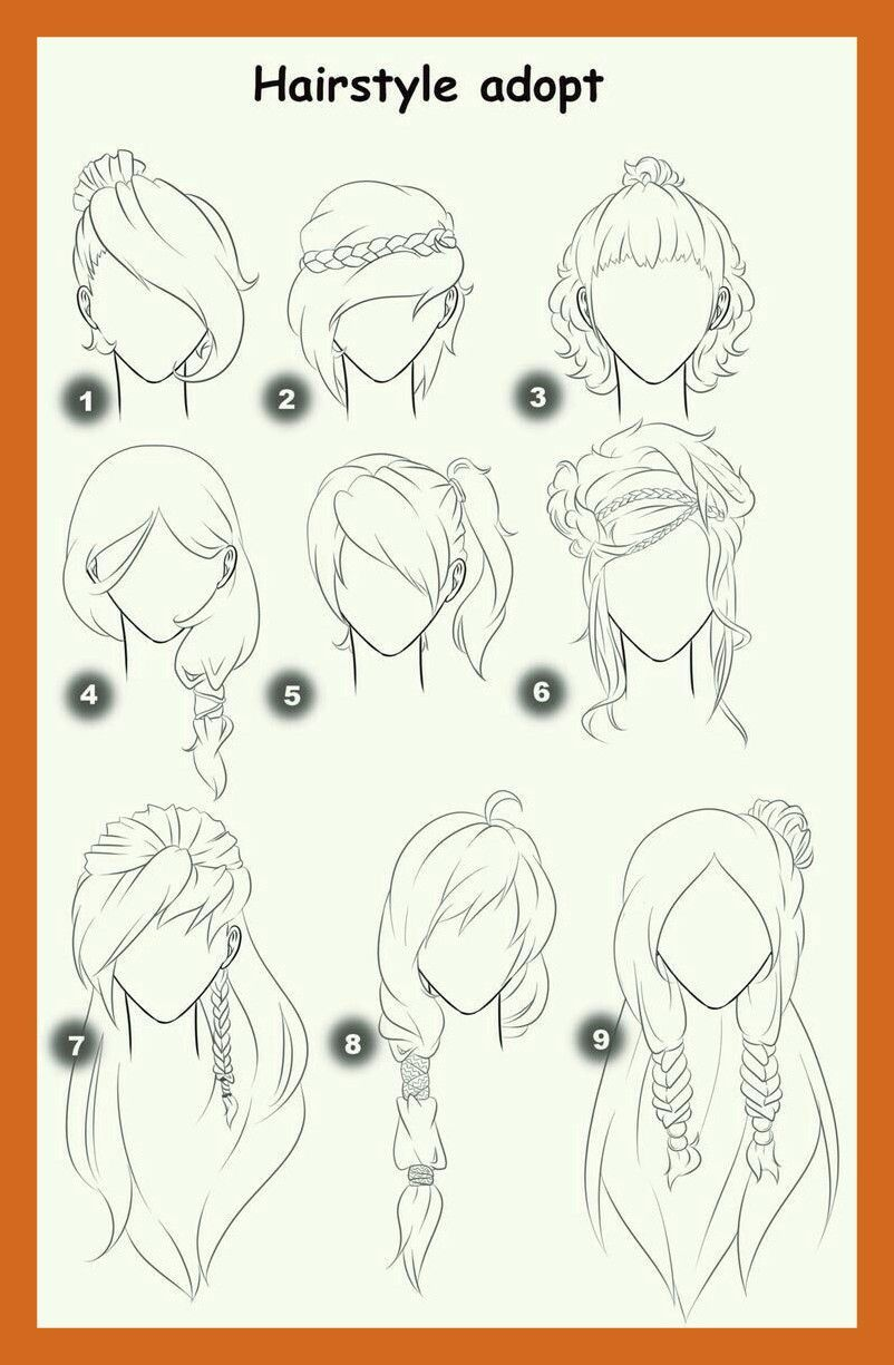 Incredible bangs hairstyle meaning girl womenshairstylesmediumshort also amazing hair drawing ideas  inspiration art design rh co pinterest