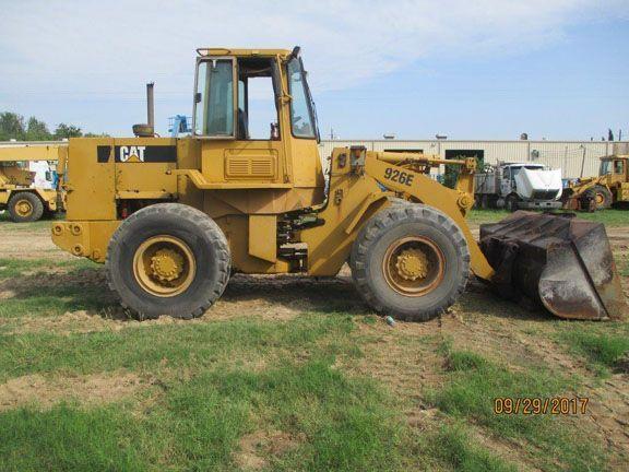 Cat 926E Used Wheel Loader for Sale in Houston TX for $20 5k