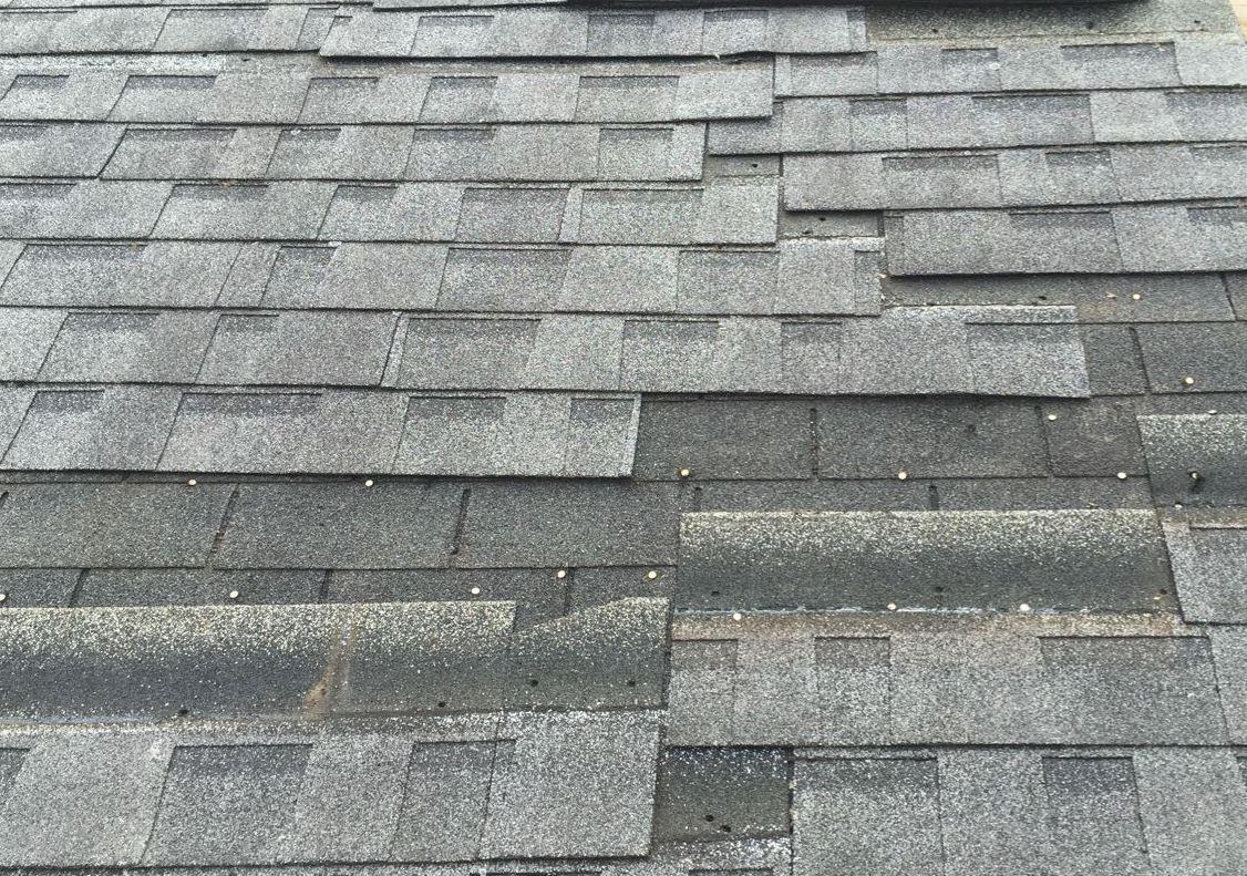 Roof Wind Damage Insurance Claim Wind damage, Roof