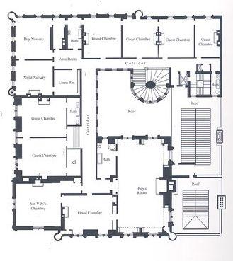 Cornelius Vanderbilt Mansion Main Floor Plan Mansion Floor Plan Vanderbilt Mansions Mansion Plans