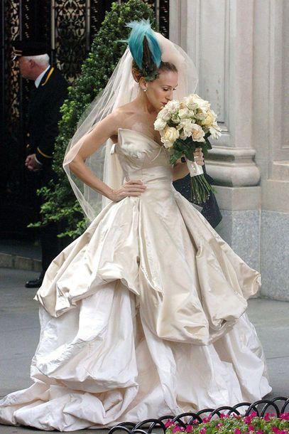 City Fashion Wedding Dress