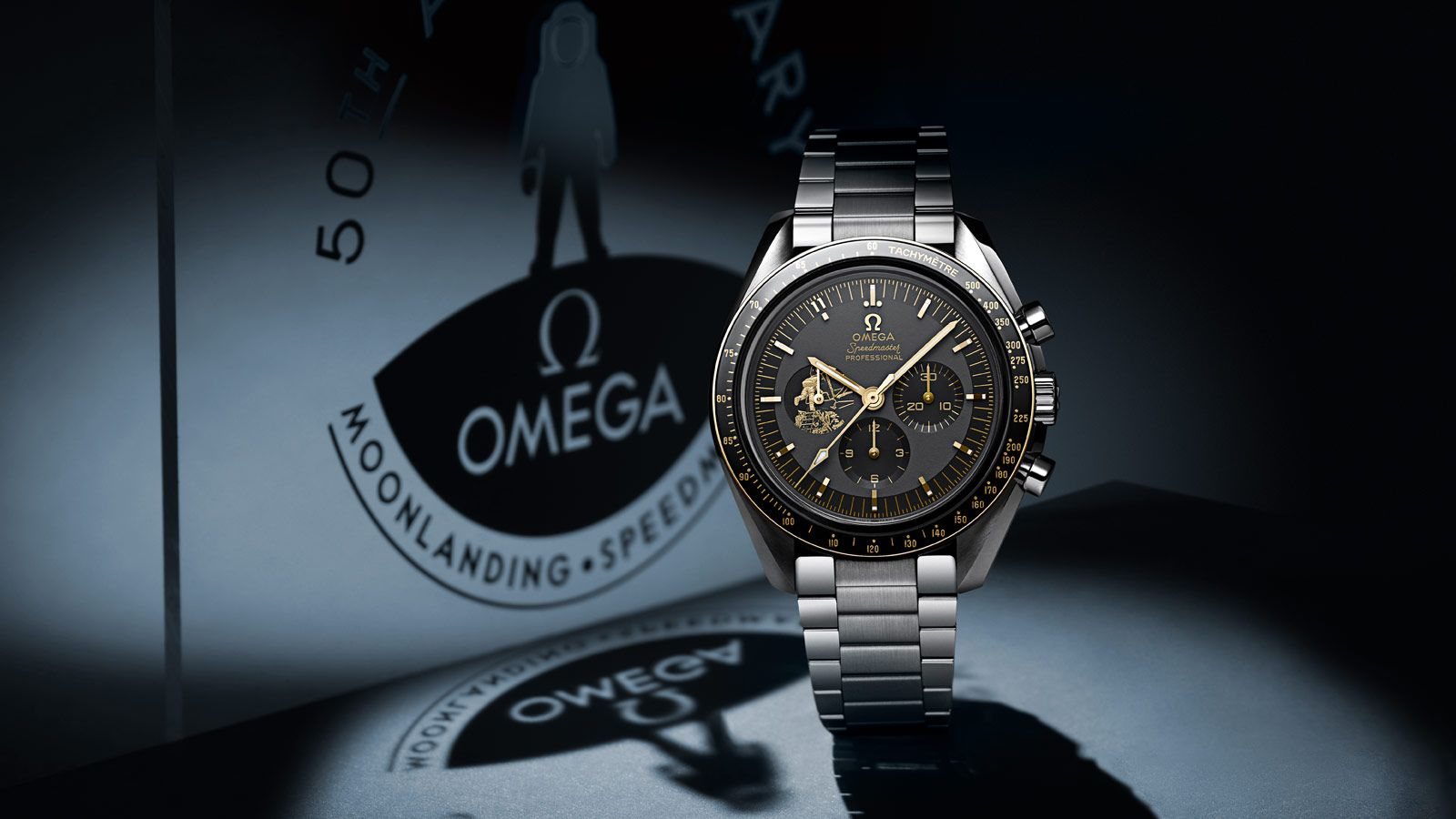 Introducing The Omega Speedmaster Apollo 11 50th Anniversary Limited Edition Watch Omega Speedmaster Omega Vintage Watches