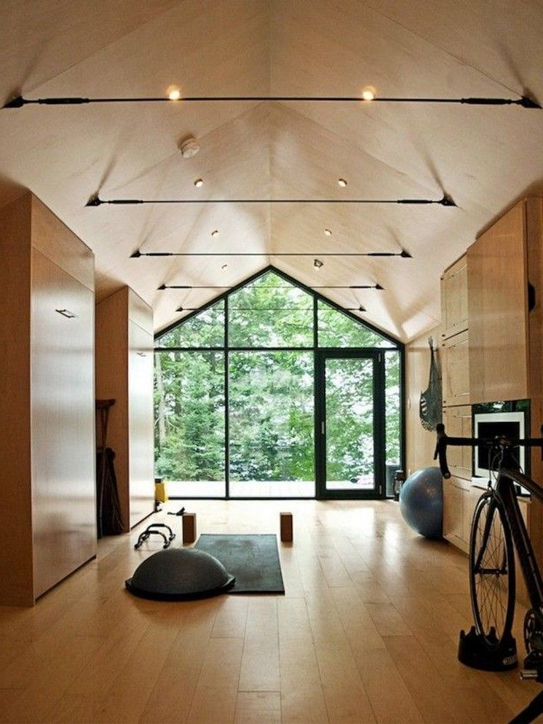 37 Fancy Yoga Studio Design Ideas That Will Make You Relax Yoga Studio Design Yoga Studio Home Bunkie