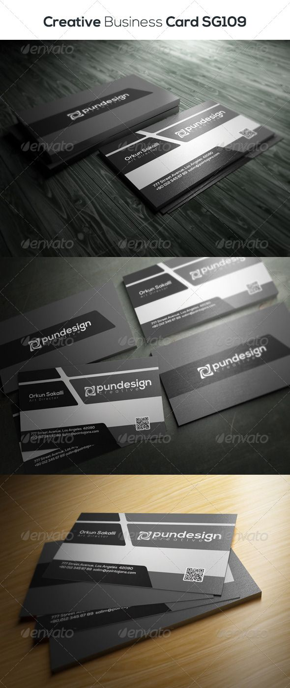 Creative business card sg109 business cards business and creative creative business card sg109 reheart Images