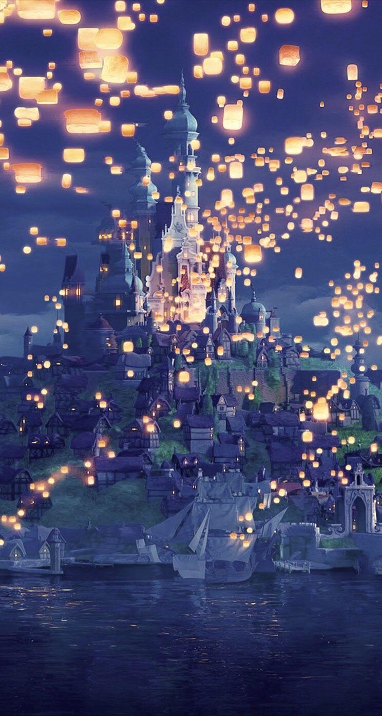 Tangled Light Disney Wallpaper Tangled Wallpaper Disney Background