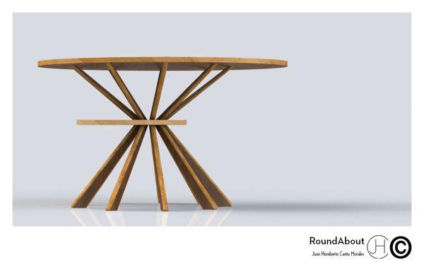 RoundAbout by Humberto Cantu