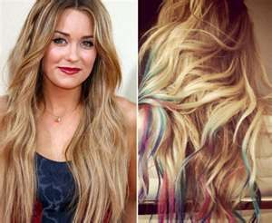 Dip dye Ombre hair!