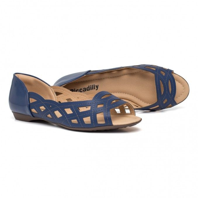 Sapatilha Rasteira | Piccadilly. Shoes SandalsSpring CollectionFlatsMy ...