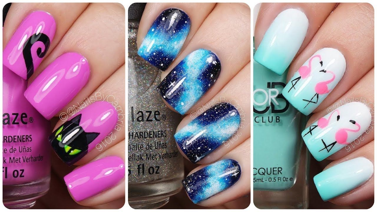 Pin by Claudia Horne: Claudia's Tilte on Nails   Nail art ...