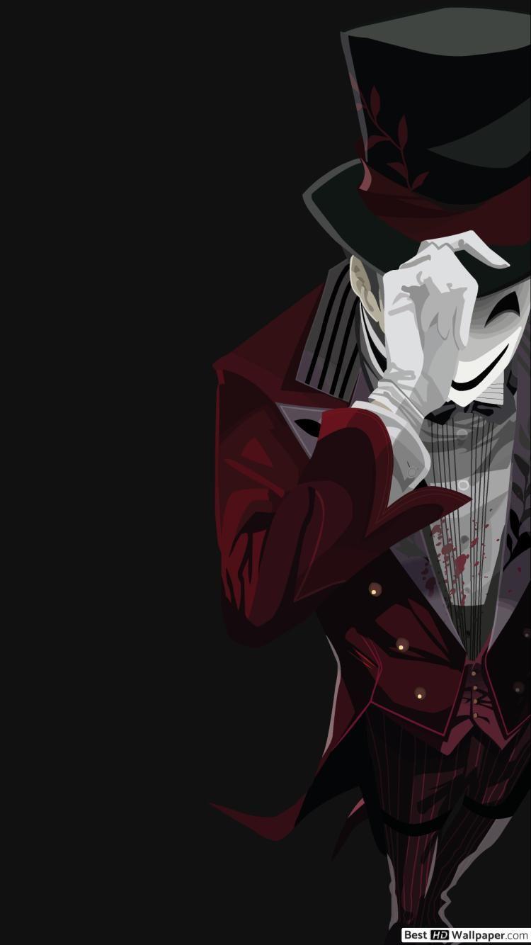 Anime Black Iphone Wallpaper In 2020 Dark Fantasy Art Anime Anime Character Design